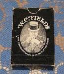 Click here to enlarge image and see more about item 5625: W. C. FIELDS DECK OF PLAYING CARDS