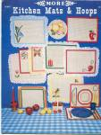 Click to view larger image of MORE KITCHEN MATS & HOOPS CROSS STITCH LEAFLET (Image2)