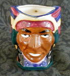 Click here to enlarge image and see more about item 6411h: INDIAN HEAD CREAMER