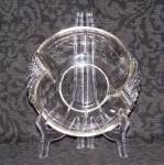 Click to view larger image of 4 CLEAR GLASS CANDY DISHES (Image2)