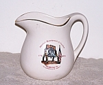 Click here to enlarge image and see more about item 6497la: 1976 AMERICA'S BICENTENNIAL OF FREEDOM PITCHER