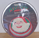 Click here to enlarge image and see more about item 6608k: WILTON MULTI-PAN INSERT, SANTA CLAUS