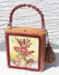Click to view larger image of CIGAR BOX PURSE (Image1)