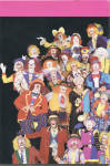 Click to view larger image of RINGLING BROS BARNUM BAILEY CLOWN COLLEGE BULLETIN 1987 (Image2)