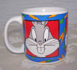Click here to enlarge image and see more about item 6647d: BUGS BUNNY MUG