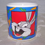 Click to view larger image of BUGS BUNNY MUG (Image2)