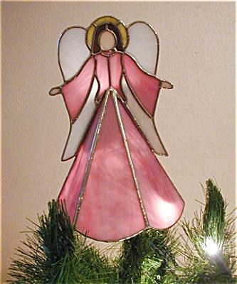 Angel Christmas Tree Topper (Image1)