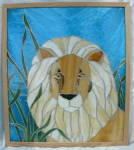 Click here to enlarge image and see more about item lion: King of the Jungle
