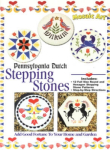 Click here to enlarge image and see more about item pa-dutch-book-2: Pennsylvania Dutch Stepping Stone Patterns