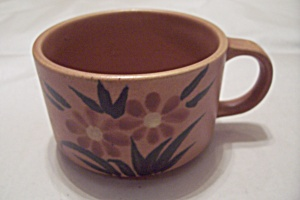 Hand-Painted Pottery Soup Mugs (Image1)