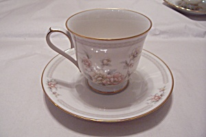 Noritake Cervantes China Cup & Saucer