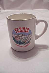 Fernie Three Sisters British Columbia Mug (Image1)
