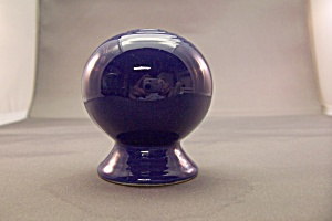 Fiesta Cobalt Blue Salt/pepper Shaker