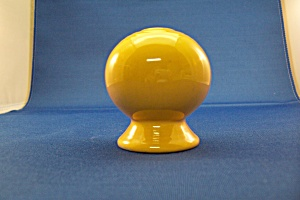 Fiesta Yellow Salt/pepper Shaker