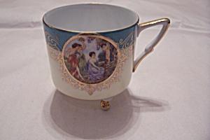 Vintage Royal Halsey 3-Footed Teacup (Image1)
