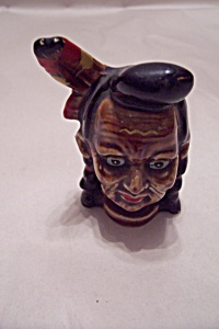 Vintage Indian Warrior S&P Shaker (Image1)