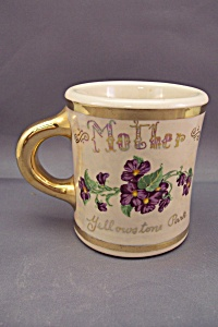 Souvenir Mother - Yellowstone Park Mug (Image1)