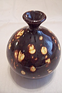Jonelle Of Texas Art Pottery Bottle Vase (Image1)
