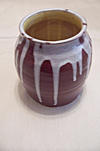 Large Art Pottery Vase/Cache Pot (Image1)