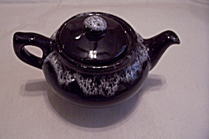 Black & White Teapot