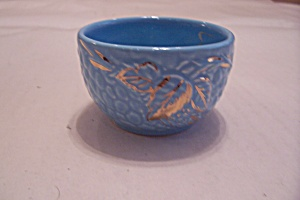 Wade Golden Turquoise Small Bowl