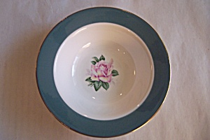 Lifetime China Cameo Rimmed Fruit/Dessert Bowl (Image1)
