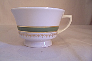 Syracuse Gilt Trimmed Teacup