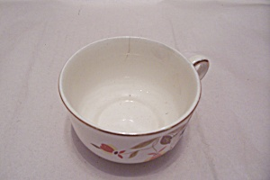 Hall Autumn Leaf Pattern Cup