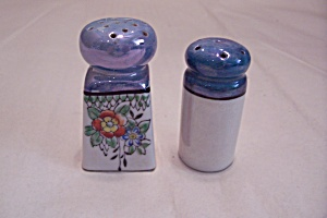 Occupied Japan Salt & Pepper Shaker Set (Image1)