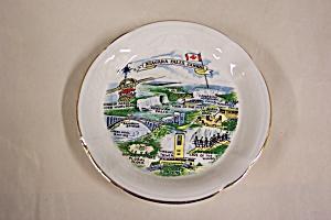 Niagara Falls Souvenir Ash Tray (Image1)