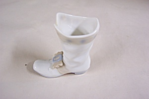 Porcelain Miniature Boot