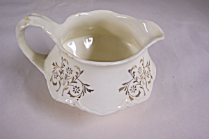 Homer Laughlin Republic Pattern Creamer (Image1)