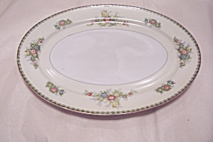 JAP29 China Pattern Oval Platter (Image1)