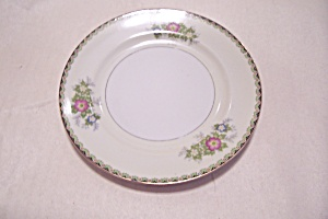 Jap29 Pattern China Salad Plate