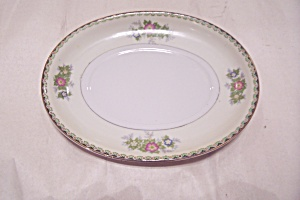 JAP29 Pattern China Small Oval Platter (Image1)