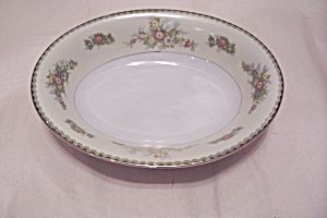 JAP29 Pattern China Large Oval Bowl (Image1)