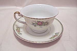 JAP29 Pattern China Cup & Saucer (Image1)