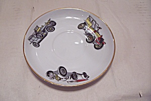 Vintage Automobile Saucer (Image1)