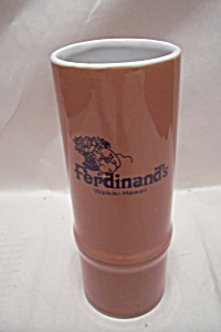 Fredinand's Of Waikiki Tall Drink Glass (Image1)