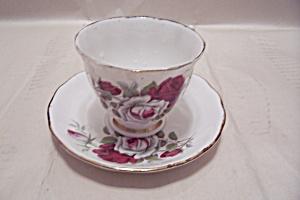 Vintage Colclough Cup & Saucer (Image1)