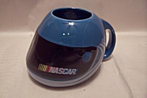 Blue NASCAR Helmet Mug (Image1)