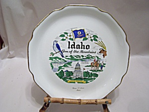 Idaho Collector Plate (Image1)