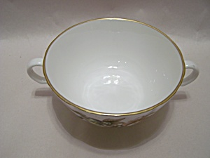 Royal Worcester China Sugar Bowl