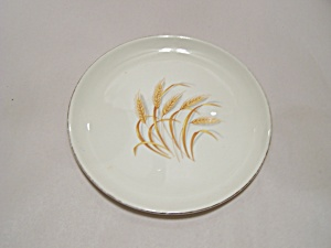 Homer Laughlin Golden Wheat Salad Plate (Image1)