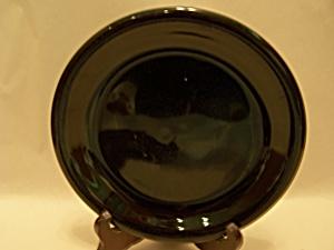 Black Salad Plate (Image1)