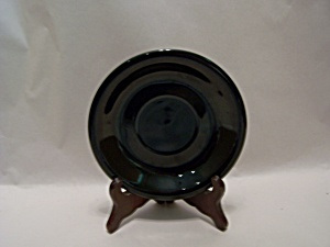 Black Dinnerware Saucers (Image1)