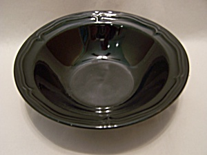Black Dinnerware Bowl