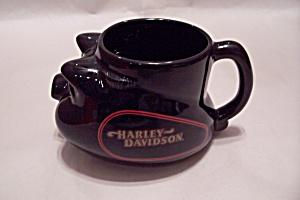 Harley Davidson Hog Mug (Image1)
