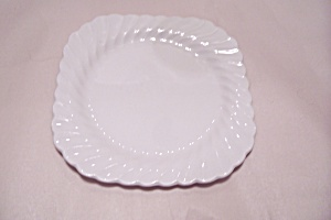 Johnson Brothers Snowhite Regency Lunch Plate