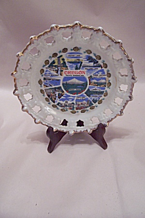 Oregon State Collector Plate